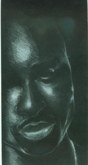 Tupac by Alguy